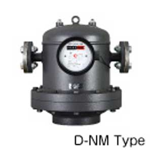 D-NM type for high pressure gas measurement