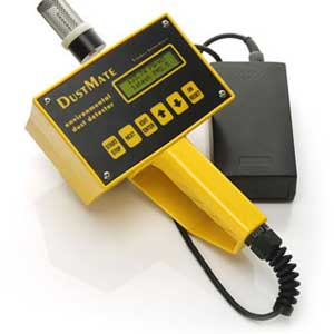 Dust and particulate monitors